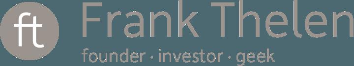 Frank Thelen: Founder, Investor, Geek